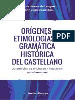 pasado Orígenes, Etimologías y Gramática Histórica del Castellano.pdf