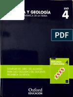 U2 - La Dinámica Interna y El Relieve - BG 4ºESO Ed.oxford