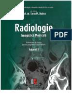 Radiologie Imagistica Medicala Volumul 2 Sorin m. Dudea