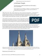 Riquezas Inestimables Del Santo Templo _ Estudios SUD