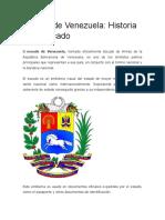 Escudo Nacional Resumen