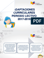 ADAPTACIONES CURRICULARES 1