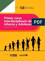 Primer curso interdisciplinario de Infancia y Adolescencia