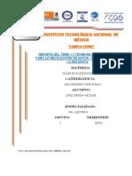 1.7 Tecnicas e Instrumentos Para La Recolección de Datos La Encuesta , El Cuestionario