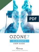 Izotope Ozone 7 Elements Help Documentation