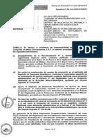 Resolución N° 347-2016-OEFA-DFSAI
