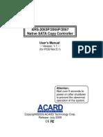 Acard Technology 2057(e) (Pcb Rev5.1)