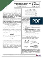 Química 12 e 13- Estequiometria
