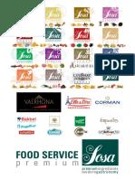 Catálogo - Sosa Food Service - Español (2018-V.01.04)