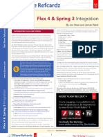 Flex 4 & Spring 3 Integration