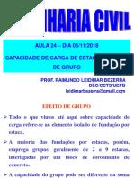 Aula 24-05-11-2018_Estacas-Efeito de Grupo