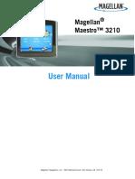 Maestro 3210 Manual En