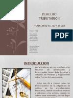 Diapositivas D° TributarioII