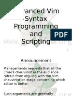VIM_Tips pdf | Command Line Interface | Computing