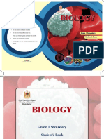 Biology - Grade 1 Secondary - Student's Book