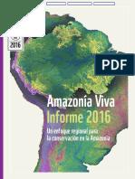 Amazonia Viva Informe WWI 2016