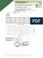 Analisis Granulometricos Arana Calibrada