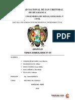 EJERCICIOS RESUELTOS DE MECÁNICA DE FLUIDOS I-