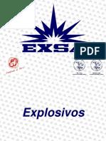 Selección Apropiada Explosivos