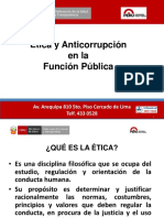 Etica y Anticorrupcion