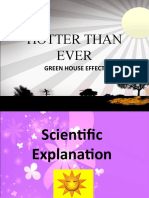 greenhouse effect a