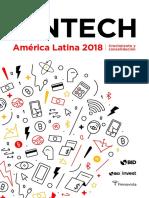 FINTECH America Latina 2018 Crecimiento y Consolidacion