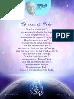 P. Dávila (Tú Eres El Todo)