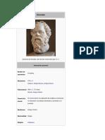 Socrates y Ya