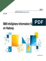 11.5.0 Information Server For Hadoop Lecture PART #0 - Agenda 2016-08-09.pdf