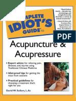 Acupuncture & Acupressure