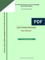 sommaire_electromagnetisme