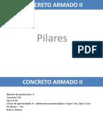 Pilares Emilio santiago