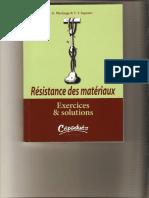 Resistance de Materiaux Par G PLUVIAGE