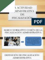 Actividad de Fiscalizaciòn (1)