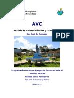 Análisis de Vulnerabilidad y Capacidades San Jose de Cusmapa