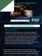 Presentación Nº 7 Diseño de Labores Horizontales