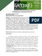 COMPLEXO INDUSTRIAL E PORTUÁRIO DO PECÉM CONFLITOS SOCIOAMBIENTAIS E ORGANIZAÇÃO POPULAR com cor