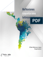 Reflexiones coyunturales latinoamericanas