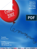 Celebrate Census 2010 Public Relations Program