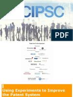 CIPSC 2018 Presentations