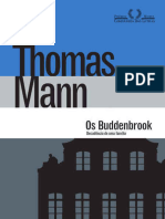 Mann. Os Buddenbrook - Decadência de Uma Família