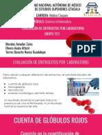 EVALUACIÓN DE ERITROCITOS POR LABORATORIO.pdf