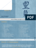 Reiki Usui Tibetano Nível II