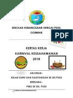 KARNIVAL KEUSAHAWANAN 2018
