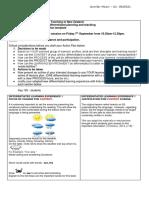 j milani task 3 2018 part a action plan template
