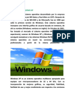 Resumen de Windows Xp Yuly