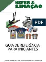 Guia Prático - E-book Sublimação - Julio Cesar Alves.pdf
