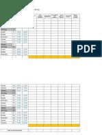 Ejercitacion de Valor Hora - Técnica Laboral - Impositiva - ISFT N 175