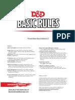 Player Basic Rules v 03