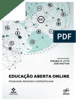 Educacao Aberta Online Pesquisar Remixar Compartilhar